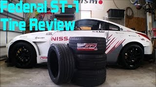 homepage tile video photo for Federal ST-1 Evoluzion Tire Review