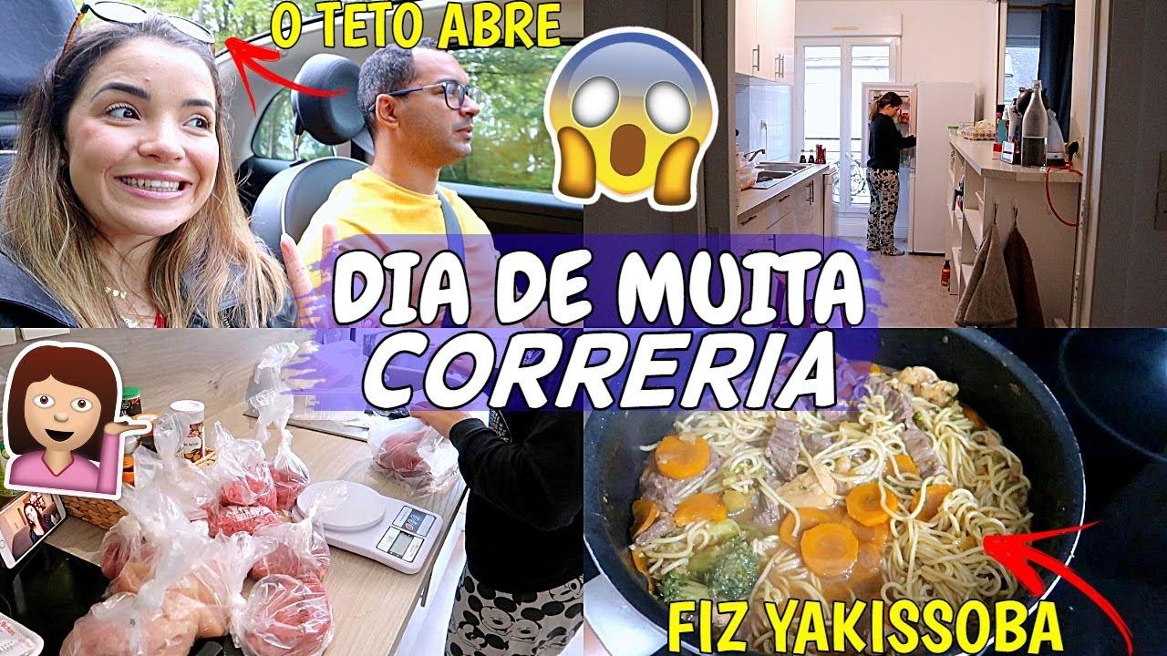 ORGANIZANDO AS COMPRAS E AS CARNES DA SEMANA, FIZ YAKISSOBA e muito mais ♥ - Bruna Paula