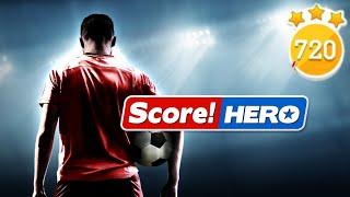 Score! Hero - Level 720 - Last level - 3 Stars screenshot 5