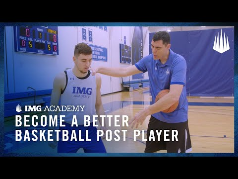 3 Basketball Drills to Become a Better Post Player