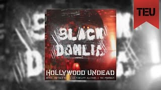 Hollywood Undead - Black Dahlia (The Pharmacy Remix) [Lyrics Video]