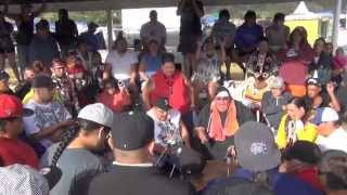 MYSTIC RIVER Drum Contest Song @ Lame Deer