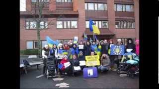 Picket Embassy of Ukraine to the Kingdom of Sweden