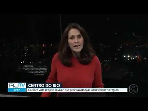 Câmara do Rio aprova projeto Reviver, que prevê mudanças urbanísticas no Centro do Rio