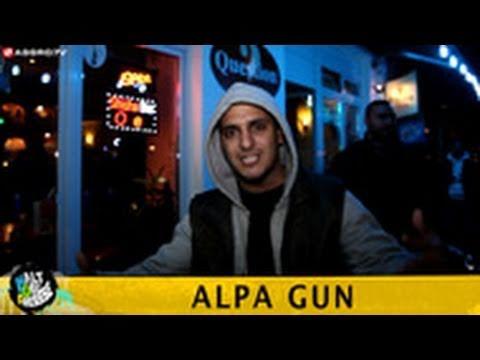 ALPA GUN HALT DIE FRESSE 03 NR. 105  (OFFICIAL HD VERSION AGGROTV)