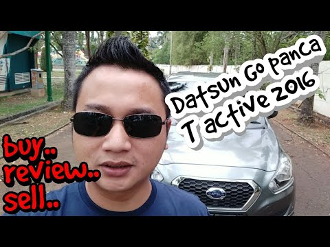 Datsun Go Panca T Active 2016 | owning test, Review and Sell