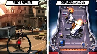 Guardians: Zombie Apocalypse | strategy game by Free Hive Games | Android Gameplay HD