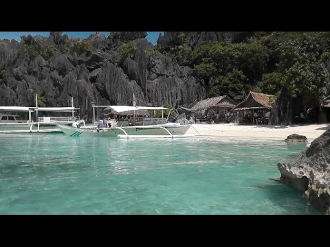 Philippines Island Hopping & Hot Springs