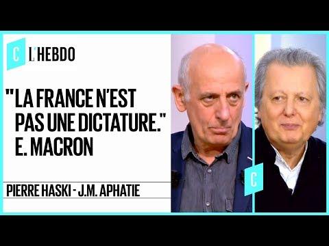 """""""La France n'est"""