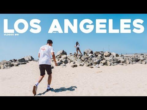 TRAVEL-VLOGGG #81: LOS ANGELES! - Mirip GTA V Banget Ya?