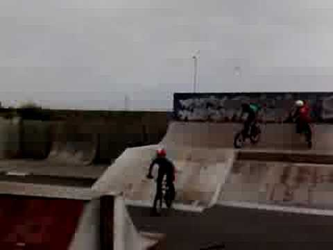 Bike-nutz team, 360 volcano