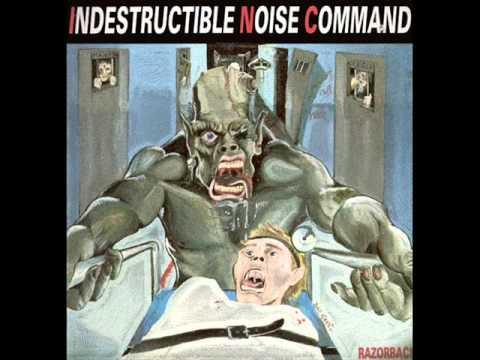 I. N. C.  - Razorback 1987 full album