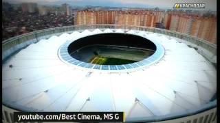 Стадион ФК «Краснодар» планируют открыть матчем сборных России и Коста-Рики(, 2016-08-29T19:57:06.000Z)