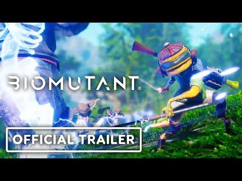 Biomutant - Official Combat Trailer
