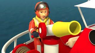 Požárník Sam nové díly 🔥Penny hasič - 1 hodina Sestavení 🚒🔥Karikatura Pro Děti