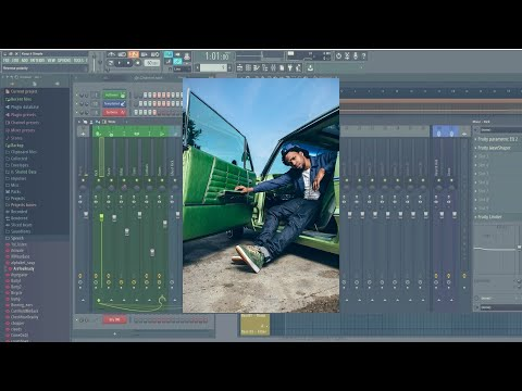 How To Make Harry Fraud Type Beats | FL studio Tutorial