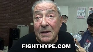 BOB ARUM INSISTS SHOWTIME WILL LEAVE BOXING TOO; MAKES STRONG CASE WHY NETFLIX WILL FORCE THEM OUT