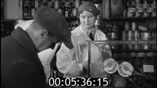 Образцовый магазин. Йошкар-Ола. 1939 год