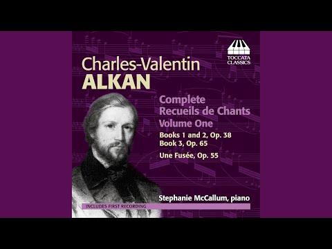 Алькан, Шарль Валантен - Trois etude de bravure  (Scherzo),