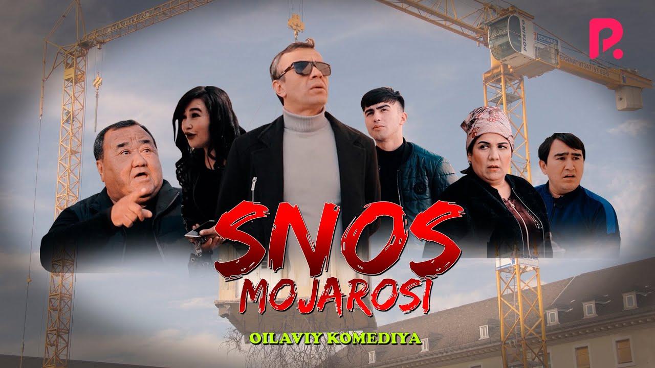Snos mojarosi - (O'zbek film / HD)