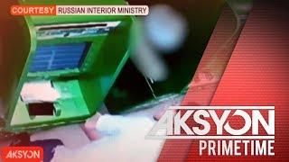 Magnanakaw sa Russia, pekeng pera ang nalimas mula sa ATM