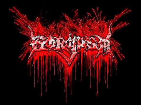 Gorgasm - Axe To Mouth