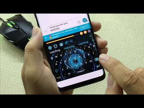 How To Install 3D Keyboard On Android Phone