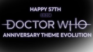 Doctor Who Themes | Evolution Remix Anniversary | (1963-2020)
