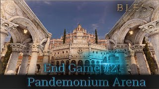 ⚜️Bless Online End-Game Farming #2 -  Pandemonium Arena [🎌Japan] (🗡️Assassin Gameplay) (HD)