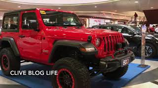 JEEP WRANGLER PRICE | PRICE IN THE PHILIPPINES | OCTOBER 20,2019