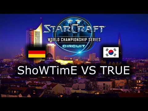 ShoWTimE VS TRUE - PvZ - WCS Leipzig 2018 - Ro8 - polski komentarz