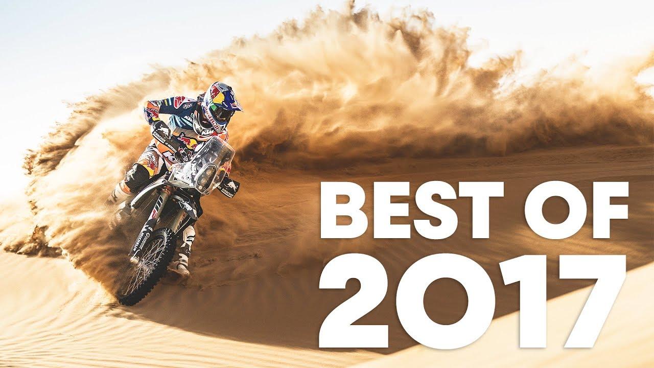 Red Bull Rewind| Best of 2017