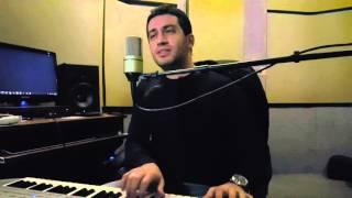 سيمور جلال - احاول انسى حبك (على البيانو) | 2016