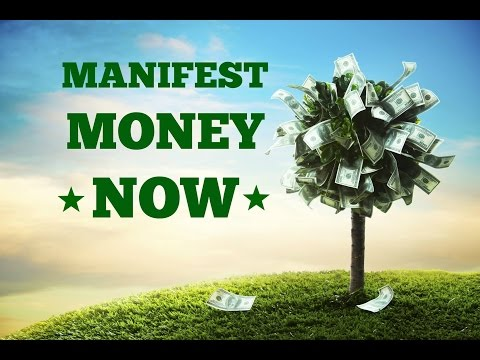Guided Meditation ★ Manifest MONEY NOW ★ Affirmations for Spiritual Success and Abundance