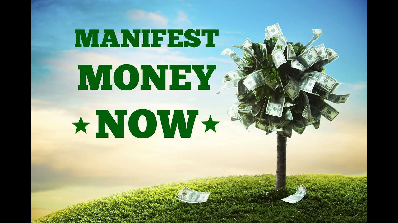 Image result for money manifestation