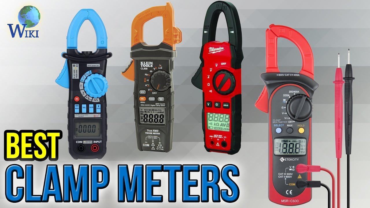 8 Best Clamp Meters 2017 Youtube Digital Meter Ac Kyoritsu 2027 True Rms
