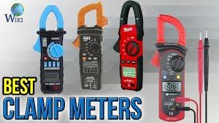 8 Best Clamp Meters 2017