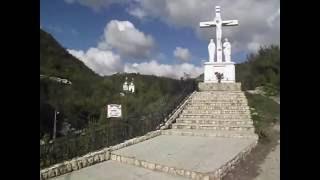 """Монастырь  """"Святая Троица"""" в Сахарне, район Резина, Молдова(Снова посетила Монастырь """"Святая Троица"""" в Сахарне с друзьями. Ранее, в 2009 году, была в Монастыре Сахарна..., 2016-06-21T08:42:50.000Z)"""