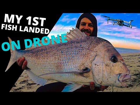 Drone Fishing For Snapper With A DJI Phantom 3 V-Log