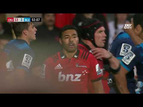 BNZ Crusaders v Blues | 25 May 2019