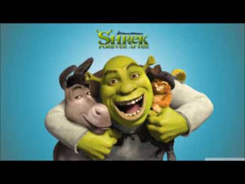 Shrek Themesong ''It is you I have loved'' Cover by Alisson Bonnefoy