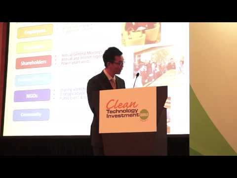 Hong Kong Cleantech Showcase