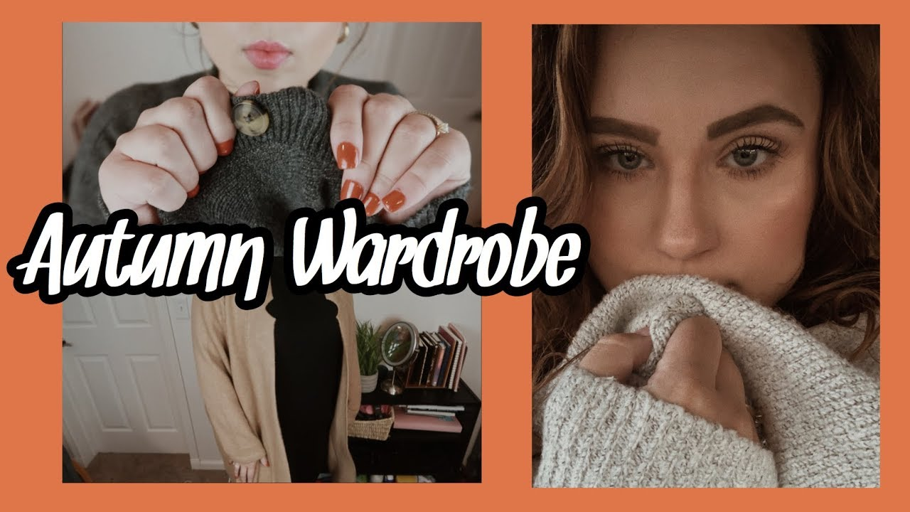 [VIDEO] – HOW TO GET AN INEXPENSIVE FALL WARDROBE FOR TEACHERS! Try on Haul, and Declutter! | Corie Mac 💋