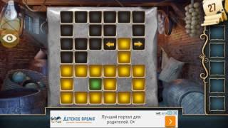 100 дверей дом головоломок Escape: Mansion of Puzzles 27 уровень прохождение