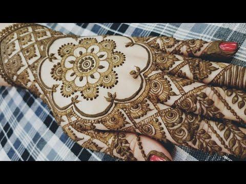 Hv Creations Of Henna Design 2 Heena Vahid By Heena Vahid