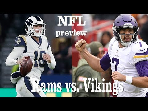 Download Youtube: NFL Preview: Rams vs. Minnesota Vikings  Los Angeles Times