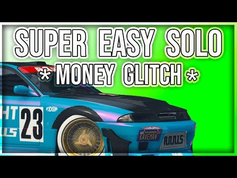 (PATCHED) NEW SUPER EASY 100% SOLO MONEY...