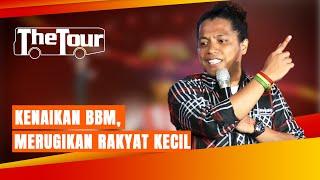 Stand Up Comedy Arie Kriting: Godain Ibu-Ibu Istri Orang, Udah Bosan Sama Perempuan Muda - THE TOUR