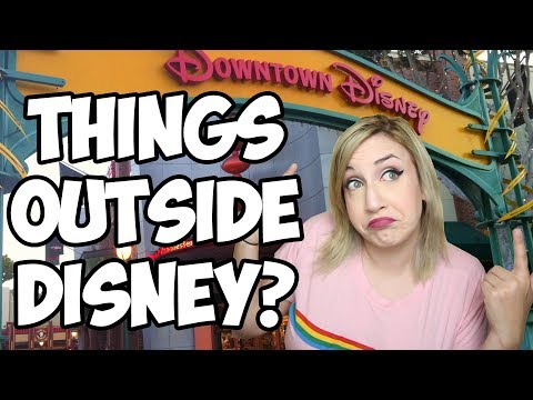 Things to do Outside Disneyland