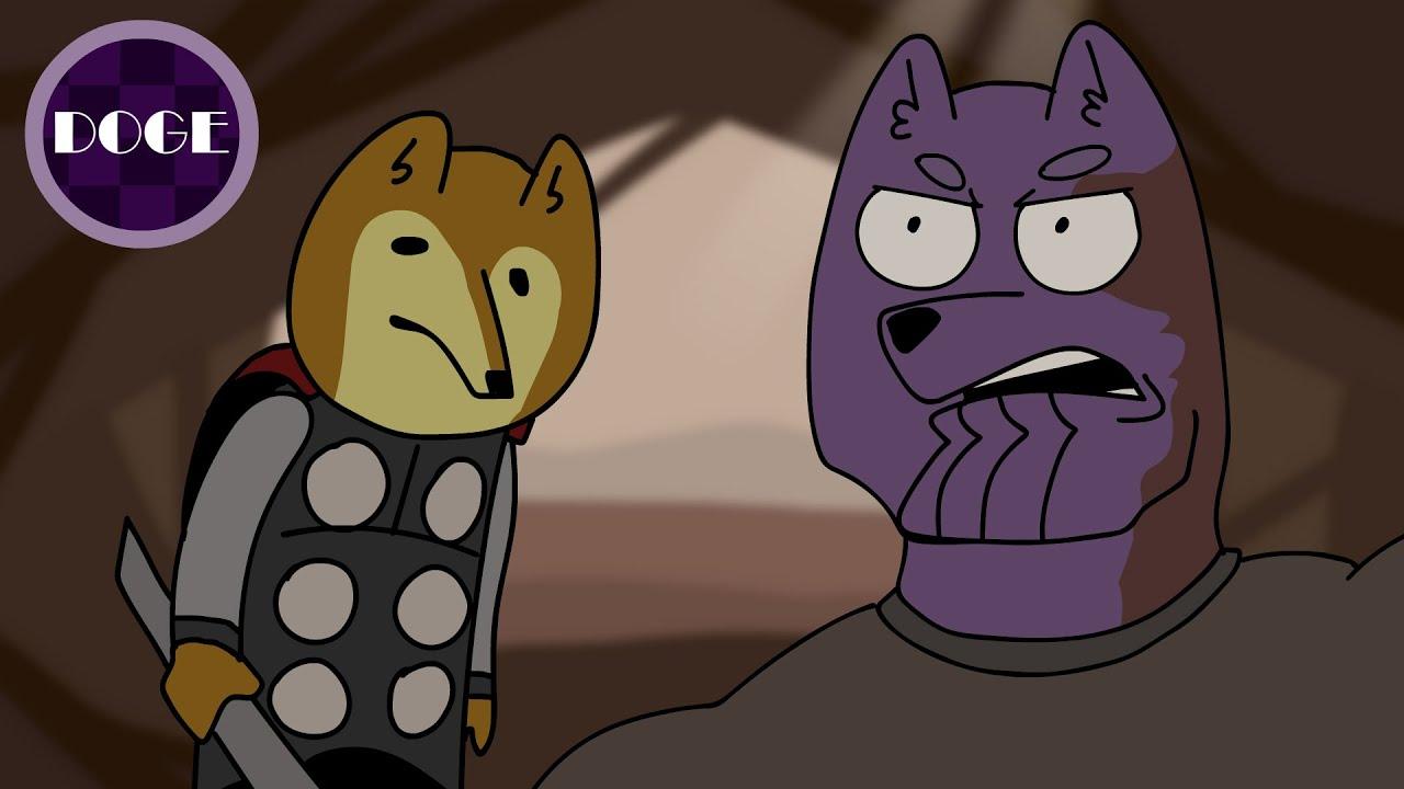 Avengers: Cringegame